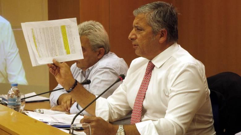 Ο Πατούλης ζητά από τον Χαρίτση συμμετοχή της ΚΕΔΕ στο ΕΣΠΑ 2014-2020