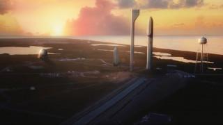 Το πλάνο της Space X για τον εποικισμό του Άρη