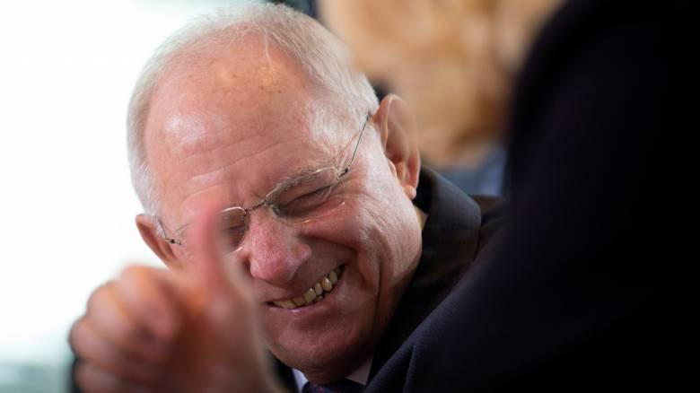 Σόιμπλε: Το πρόβλημα της Ελλάδας δεν είναι η αποπληρωμή του χρέους