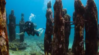 Το μουσείο κάτω από το νερό