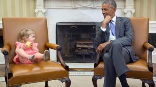 Ο άγνωστος Μπαράκ Ομπάμα μέσα από το φακό του προσωπικού του φωτογράφου