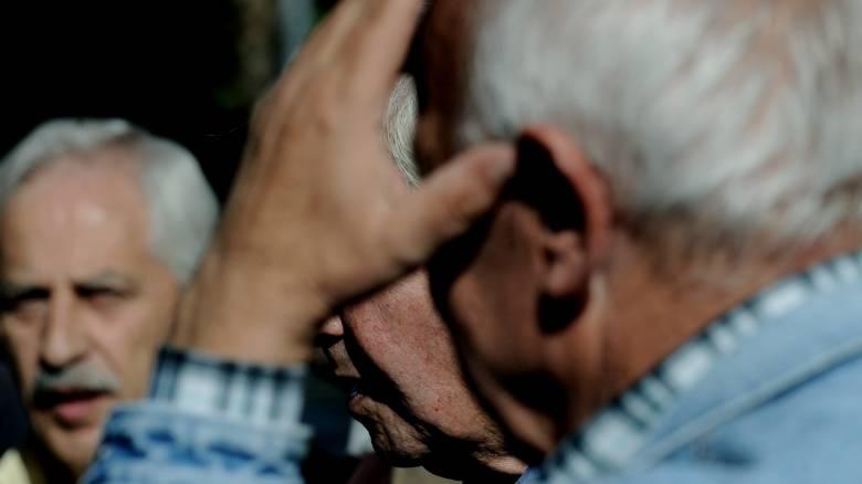 Συνταξιούχοι: Ένας στους δυο ζει κάτω από τα όρια της φτώχειας