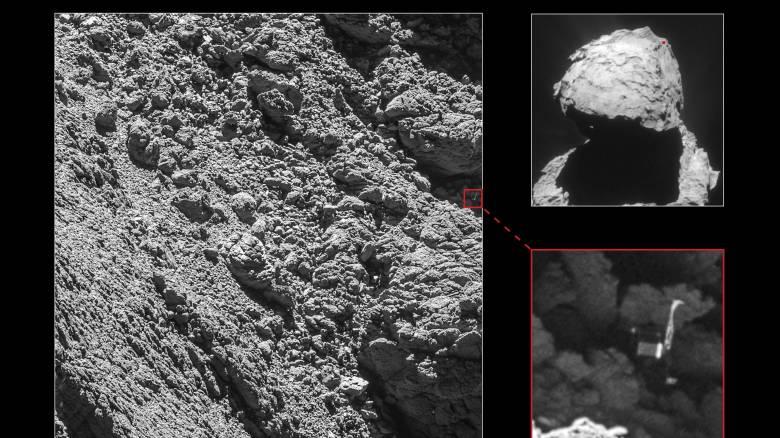 «Ροζέτα»: Η κυνηγός κομήτη που σήμερα «αυτοκτονεί»