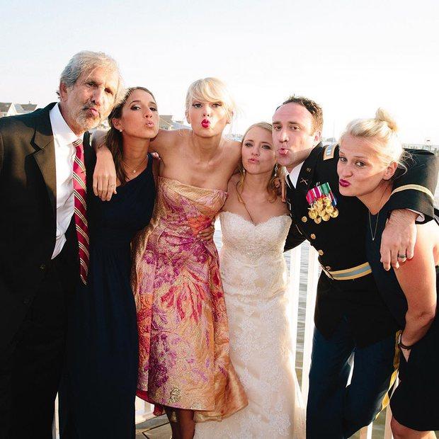 TAYLOR WEDDING