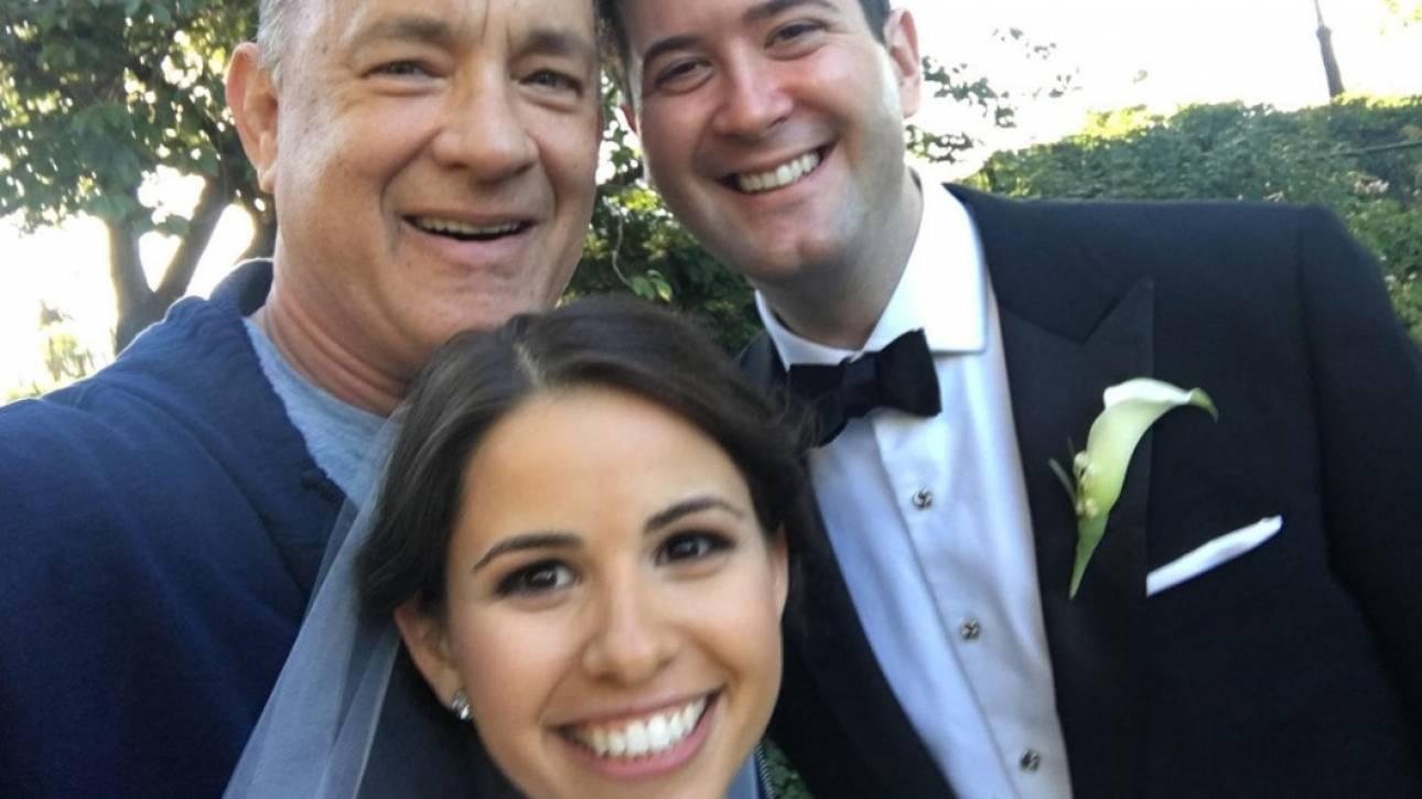 Τομ Χανκς, Τέιλορ Σουίφτ, Σερένα Γουίλιαμς κα. Οι διάσημοι «εισβολείς»γάμων δίνουν τις ευχές τους