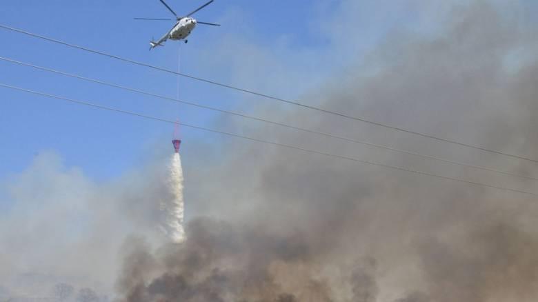 Οικονομικός έλεγχος στην Πυροσβεστική για απλήρωτα ελικόπτερα