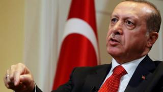 Ερντογάν: Επιζήμια για την Τουρκία η Συνθήκη της Λωζάνης