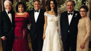 Τζορτζ Κλούνει-Αμάλ Αλαμουντίν: δύο χρόνια πριν το Vanity Fair απαθανάτισε τον γάμο τους