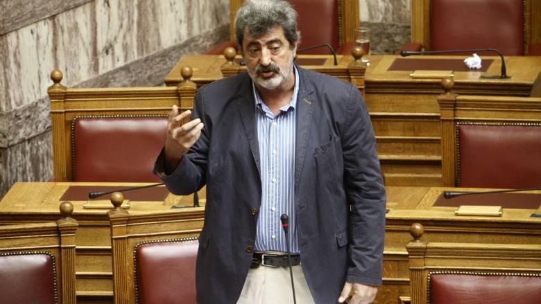 «Έφαγαν τα μουστάκια τους» στη Βουλή Πολάκης - Κεγκέρογλου