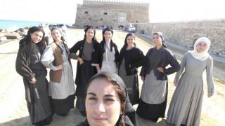 Εμπλοκή στα γυρίσματα της ταινίας του Σμαραγδή για τον Καζαντζάκη
