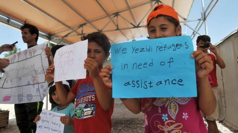 Διεθνής Αμνηστία στο CNN Greece: «Η λύση που μπορεί να δοθεί στο προσφυγικό είναι ευρωπαϊκή»