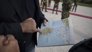 Έκτακτη ενίσχυση 150.000 ευρώ στον δήμο Θάσου για την αποκατάσταση των ζημιών από τις πυρκαγιές