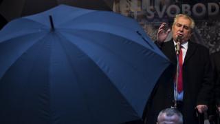 Ο πρόεδρος της Τσεχίας εγκαινίασε το νέο προξενείο της χώρας του στη Ρόδο