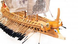 Απολαύστε την ιστορία της ελληνικής ναυσιπλοΐας στο Μουσείο Ηρακλειδών