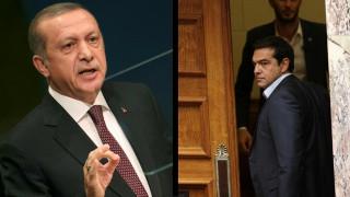 Ερντογάν για Συνθήκη της Λωζάνης: Ποια θα είναι η απάντηση Τσίπρα;