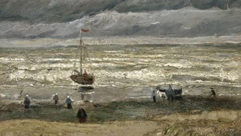 Στα χέρια της μαφίας κλεμμένοι πίνακες του Βαν Γκογκ