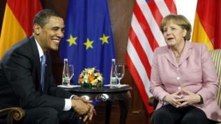 Μέρκελ και Ομπάμα δεν συζήτησαν για την Deutsche Bank