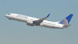 Προσγειώθηκε στο Ελ. Βενιζέλος το αεροπλάνο της United Airlines