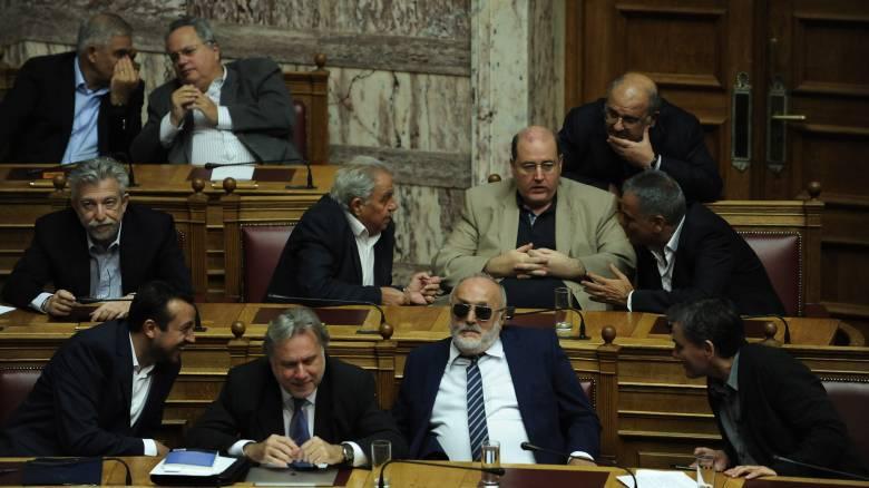 Ερώτηση 21 βουλευτών του ΣΥΡΙΖΑ για την αυταρχική συμπεριφορά αστυνομικών του ΑΤ Ομονοίας