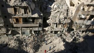 Το Χαλέπι φωνάζει βοήθεια