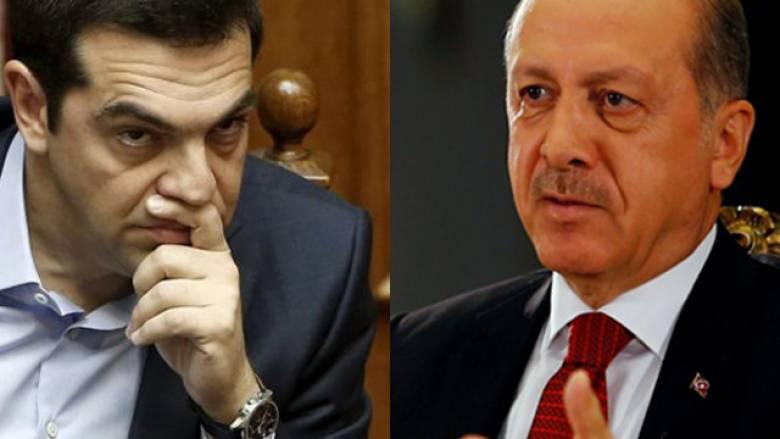 Απάντηση και εγρήγορση της Αθήνας για τα περί... Λωζάνης του Ερντογάν
