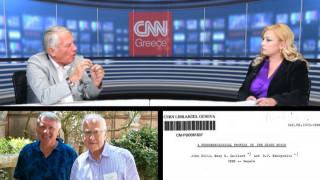 Δημήτρης Νανόπουλος στο CNN Greece: Ζούμε σε 11 διαστάσεις (Β' μέρος)