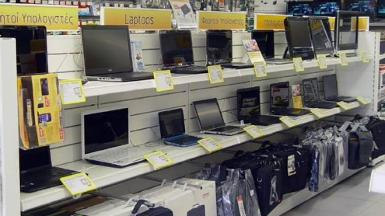 Απώλεια δυναμικής για την ελληνική αγορά υπολογιστών