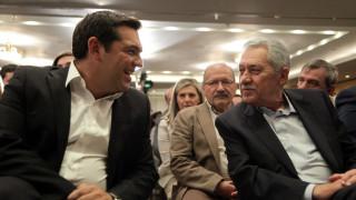 Φ. Κουβέλης: Η προσπάθεια της Ελλάδας να σταθεί στα πόδια της μας αφορά