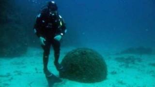 Σκόπελος: Βρέθηκε ενεργή νάρκη του Β' ΠΠ σε παραλία