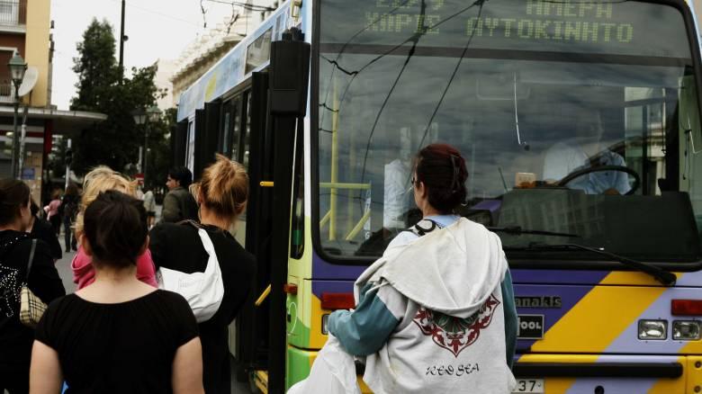 Οκτώ στους δέκα δεν πληρώνουν εισιτήριο σε λεωφορεία - τρόλεϊ