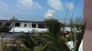 Επίθεση αυτοκτονίας με παγιδευμένο αυτοκίνητο σε κεντρικό σημείο της Μογκαντίσου