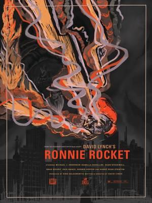 """""""Ρόνι Ρόκετ"""" του Ντέιβιντ Λιντς. Ο Ντέιβιντ Λιντς άρχισε να σκέφτεται το σενάριο αυτής της ταινίας, αφού είχε ολοκληρώσει την πρώτη του ταινία, το Eraserhead, το 1977. Ήρωας θα ήταν ένας ντετέκτιβ ο οποίος θα αναζητούσε μία παράλληλη πραγματικότητα, μία δ"""