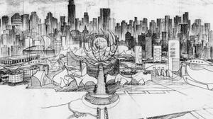 """""""Μεγαλόπολη"""" του Φράνσις Φορντ Κόπολα. Ο Φράνσις Φορντ Κόπολα για περισσότερο από 20 χρόνια προσπαθούσε να γυρίσει την ταινία """"Μεγαλόπολη"""", μία επική υπερπαραγωγή με ήρωα έναν αρχιτέκτονα της Νέας Υόρκης που προσπαθεί να χτίσει μία ουτοπική πόλη. Ο σκηνοθ"""