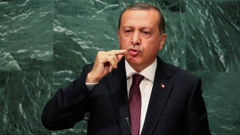 Ερντογάν προς ΕΕ: Το παιχνίδι τελείωσε