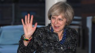 Τερέζα Mέι: Πριν τις εκλογές στη Γερμανία θα ξεκινήσει το Brexit