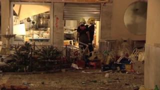 Ισπανία: Έκρηξη φιάλης υγραερίου με 77 τραυματίες