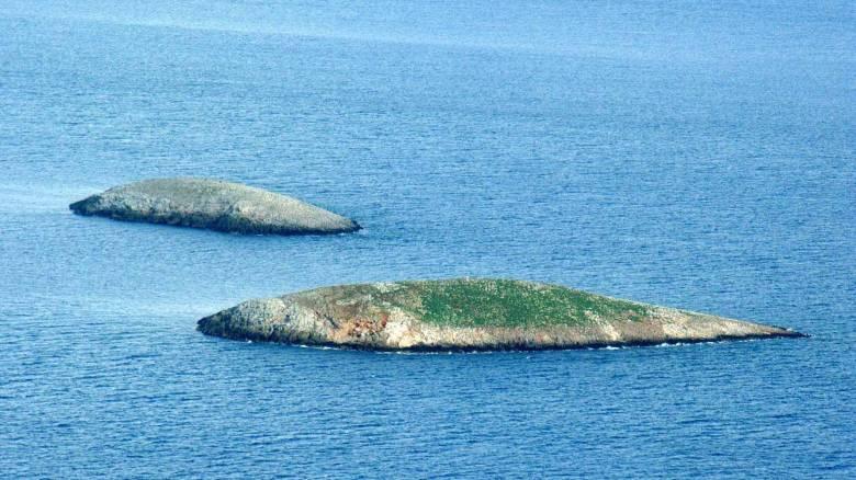 Θέμα κυριότητας νησίδων στο Αιγαίο θέτει το τουρκικό ΥΠΕΞ