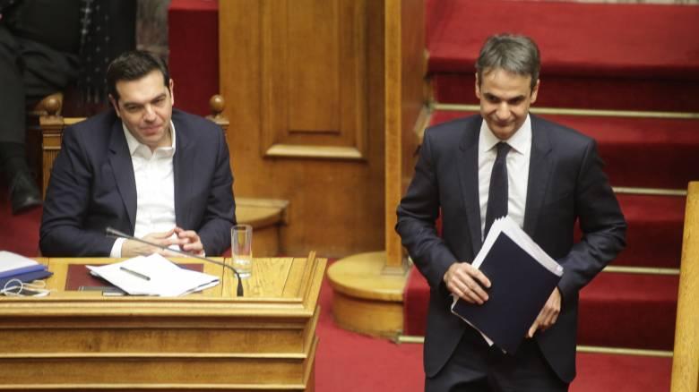 Βαρόμετρο «Αυγής»: Δυσαρεστημένοι οι πολίτες, καταλληλότερος πρωθυπουργός ο Κ. Μητσοτάκης