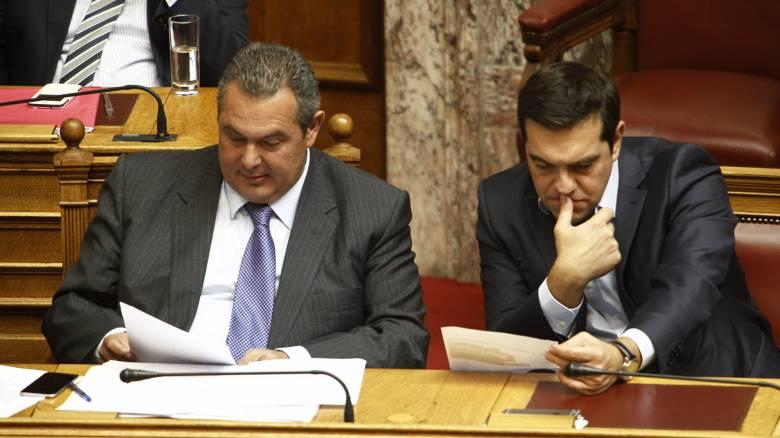 Π. Καμμένος: Καλοδεχούμενος ο Λεβέντης στην κυβέρνηση