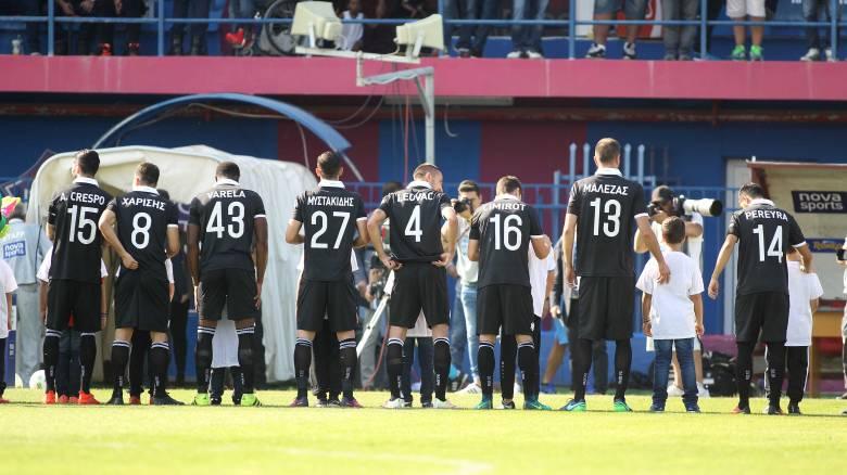 Super League: 0-0 του ΠΑΟΚ στην Βέροια, δίκαια φωνάζει για την διαιτησία ο Δικέφαλος