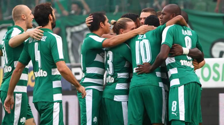 Super League: νίκη 3-1 του Παναθηναϊκού επί του Αστέρα