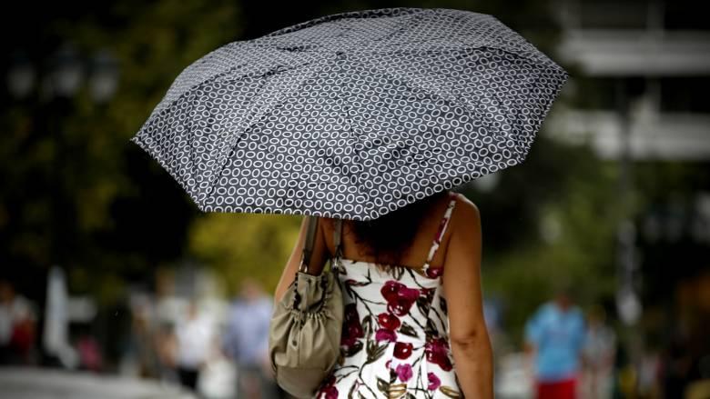 Καιρός: Άνοδος της θερμοκρασίας και κατά τόπους βροχές