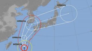 Εκκενώνεται νησί της Ιαπωνίας εξαιτίας του τυφώνα Chaba