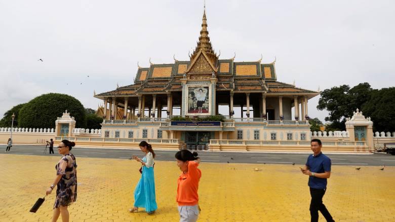 Πνομ Πεν: Το «διαμάντι της Ασίας»