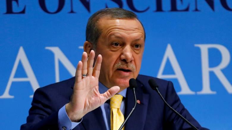 Τ. Ερντογάν: Η ΕΕ υπόσχεται, αλλά δεν τηρεί τις υποσχέσεις της