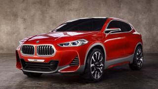 H BMW X2 Concept προλογίζει το νέο SUV που θα παρεμβληθεί μεταξύ των Χ1 και Χ1