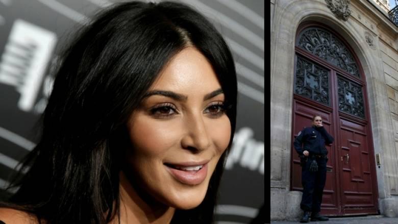 H Kιμ Καρντάσιαν «απογυμνώνει» τα μέτρα ασφαλείας στο Παρίσι