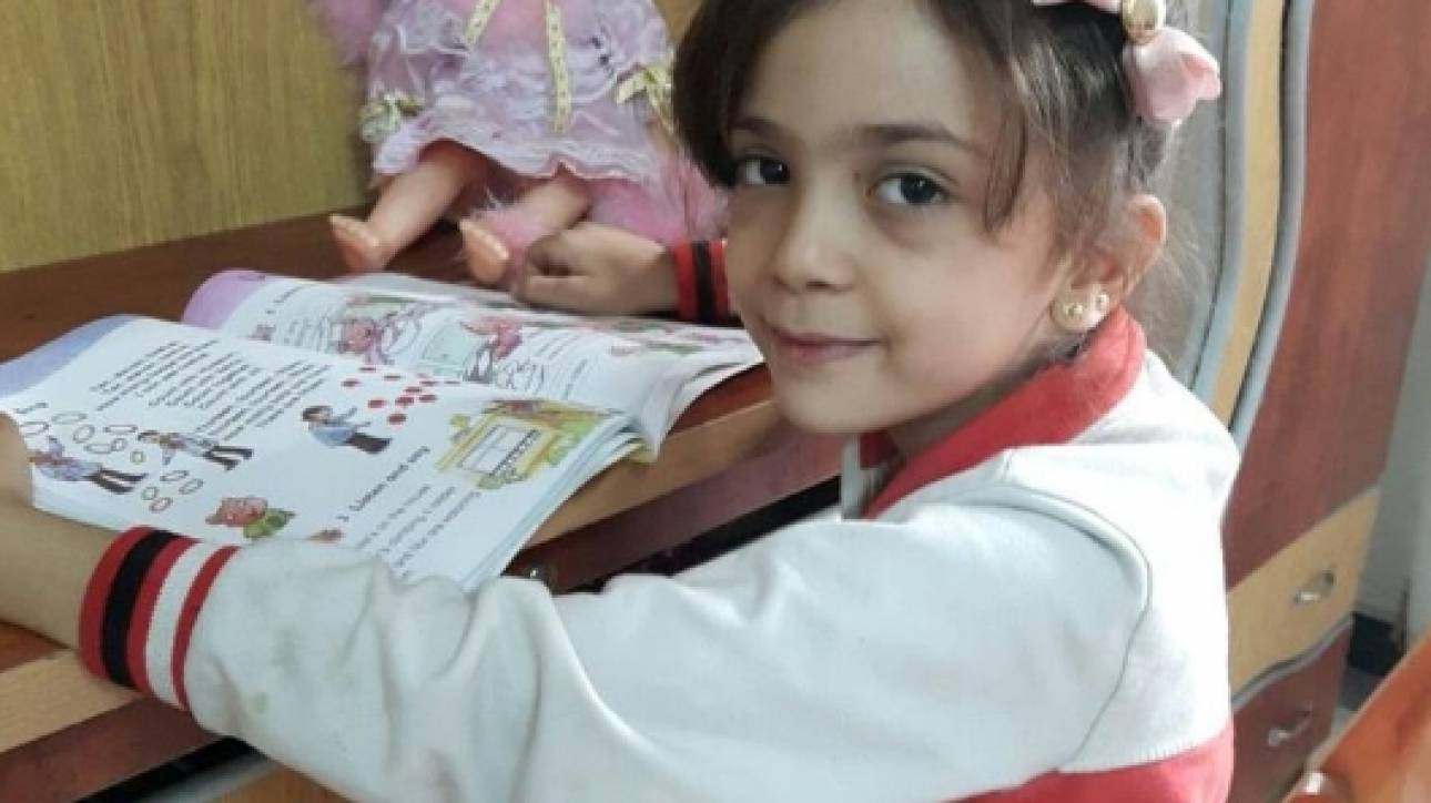 «Χρειάζομαι ειρήνη»: Μια 7χρονη από το Χαλέπι συγκλονίζει το Twitter