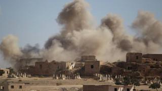 Η Ρωσία χαιρετίζει την «αποτελεσματικότητα» των επιδρομών της στο Χαλέπι