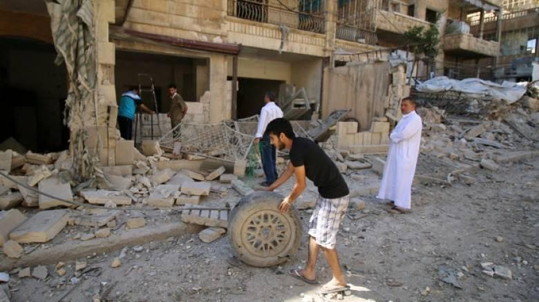 Αναστέλλονται οι συνομιλίες Ρωσίας–ΗΠΑ για τη Συρία